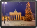 LED-Wandbild: Brandenburger Tor